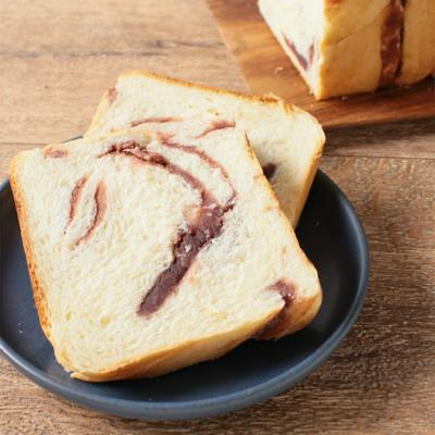 おうちで作る あん食パン