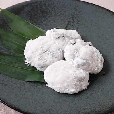 白玉粉で作る豆餅