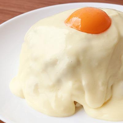 とろーりチーズたっぷり キーマカレー
