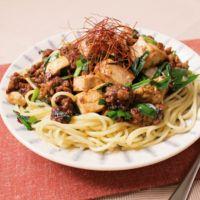 中華なパスタ 麻婆スパゲティ