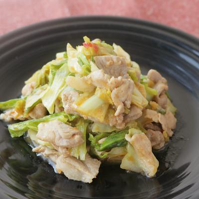 豚肉とキャベツで 簡単回鍋肉