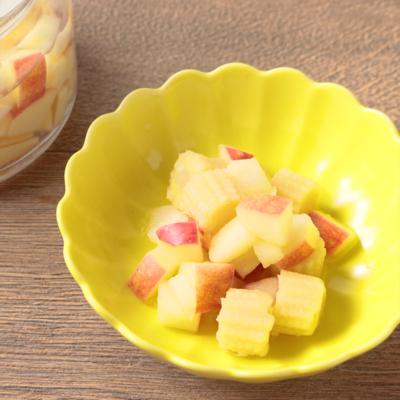 簡単シンプル りんごのピクルス