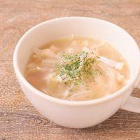 レンジで簡単 玉ねぎのコンソメスープ