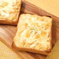 たらこたっぷり チーズマッシュトースト