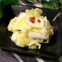 超シンプル!白菜の浅漬け
