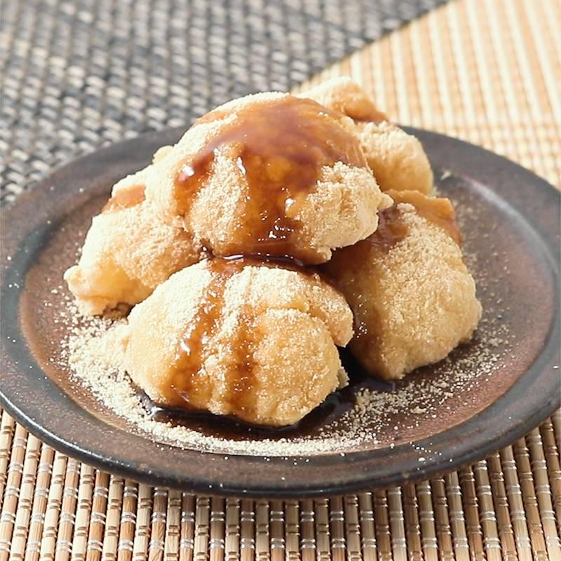 きな粉 餅 レシピ