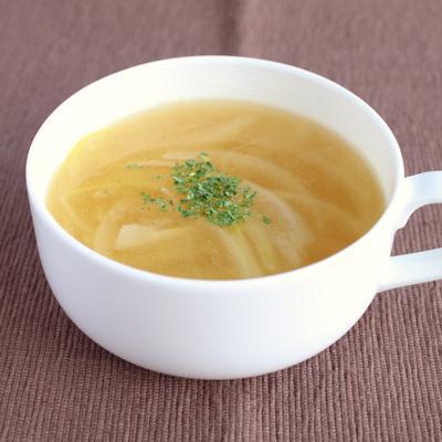 お手軽 ほっこりオニオンスープ