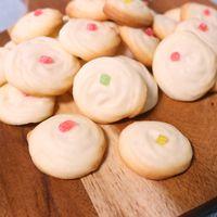簡単可愛い!絞り出しクッキー