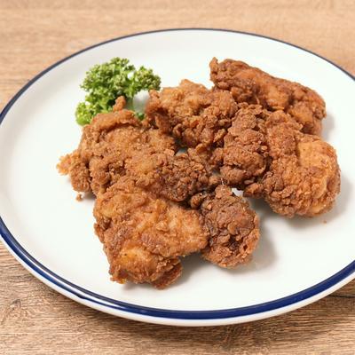 鶏もも肉の激辛フライドチキン