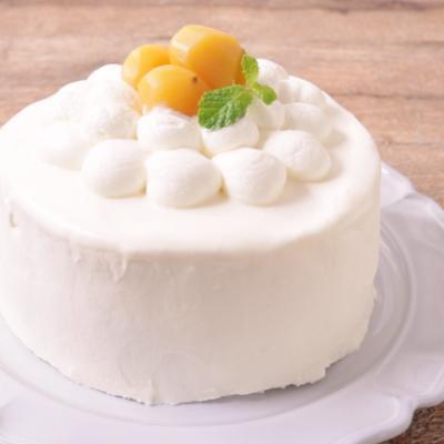 マロンクリームケーキ