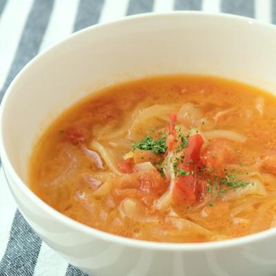 濃厚 トマトオニオンスープ