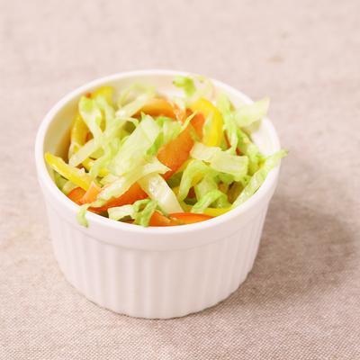 カラフル 味噌マヨサラダ