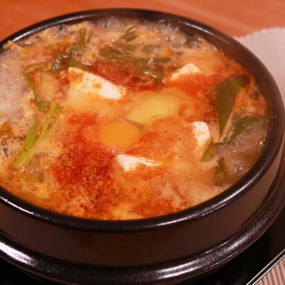 お家で韓国料理 辛うまスンドゥブチゲ