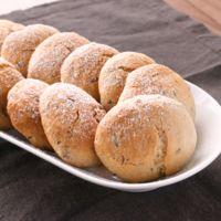 きな粉と小豆のクッキー