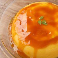 ジュースで簡単に みんなで食べたいマンゴープリン