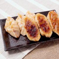 青唐辛子の旨辛キムチ餃子
