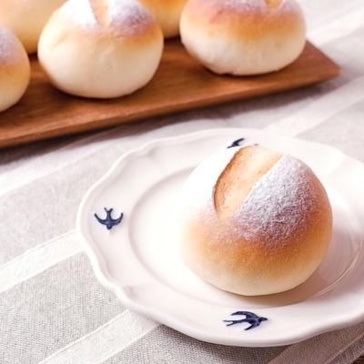 米粉の入ったシンプルパン