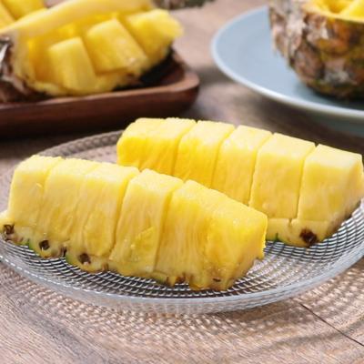 パイナップルの基本の切り方
