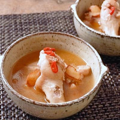 台湾の味をご家庭で 麻油鶏