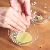 皮ごと 生姜のしぼり汁