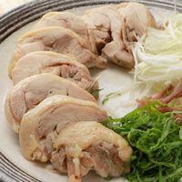 レンジで簡単 鶏チャーシュー