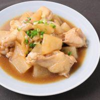 手羽元と大根の中華煮