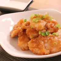 さっぱり美味しい!鶏むね肉の甘辛みぞれ煮