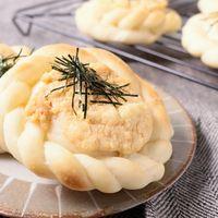 明太クリームチーズパン