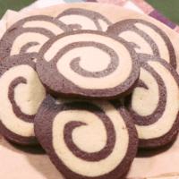 ぐるぐるアイスボックスクッキー