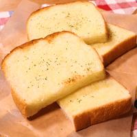 簡単!食パンで作るガーリックトースト