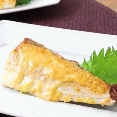 トースターで簡単 サバの味噌マヨ焼き
