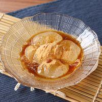 片栗粉で簡単 ぷるぷるひんやりわらび餅