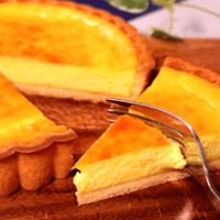 旬の鈴かぼちゃ!チーズケーキ