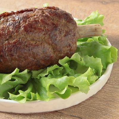 かぶりつきたい スタミナ満点ステーキ
