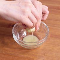 生姜のしぼり汁