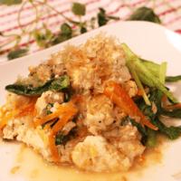 豆腐の和風野菜炒め