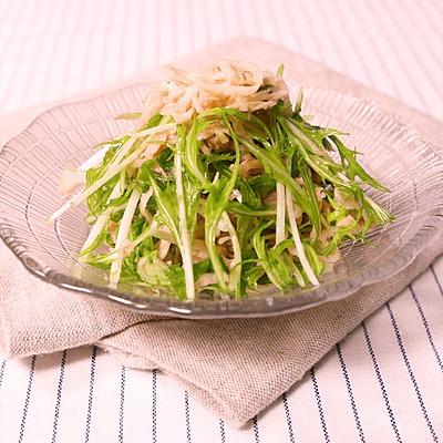 切り干し大根のゆず胡椒ナムルサラダ