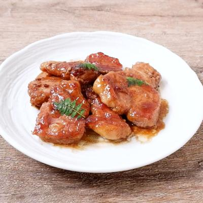 豚肉の蒲焼