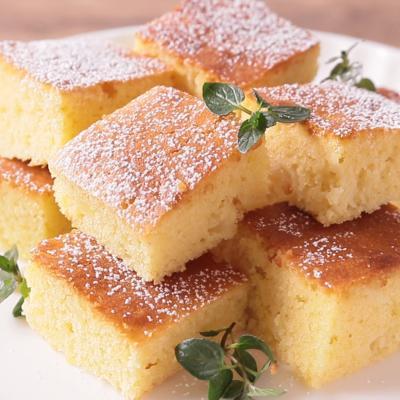 HMで簡単パイナップルケーキ