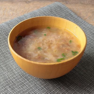 沖縄の手軽なスープ カチュー湯