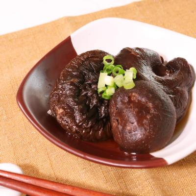 干し椎茸の簡単旨煮