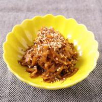 生姜の甘露煮