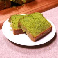 苦手克服!ほうれん草のパウンドケーキ