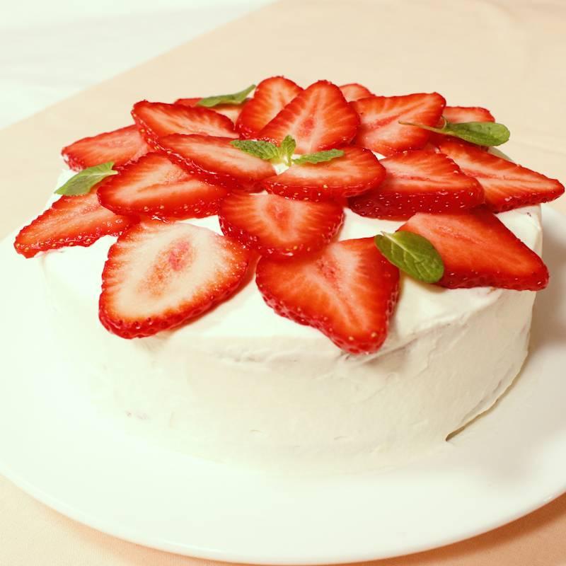 手作り ケーキ 簡単