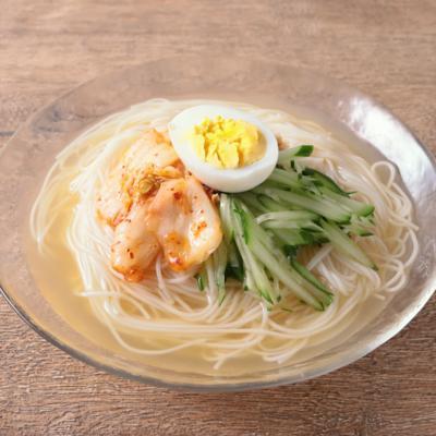 韓国冷麺風 さっぱりそうめん
