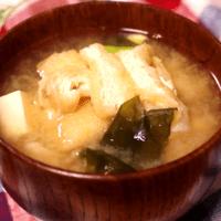 野菜だしで作る体に優しい味噌汁