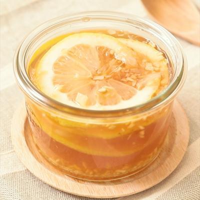 レモンジンジャー酢