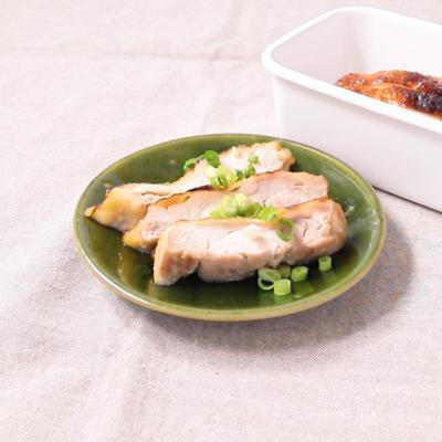 トースターで簡単 和風パリパリチキン
