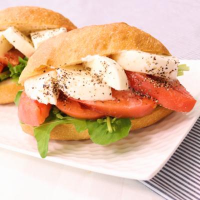 イタリアン!三色サンドイッチ