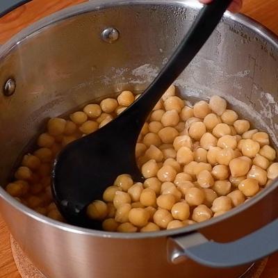 ひよこ豆の戻し方